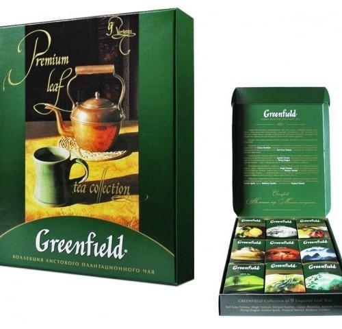 Чай Гринфилд подарочная упаковка