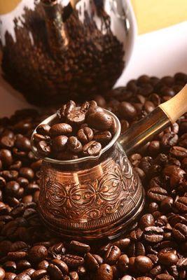 Структура кофе