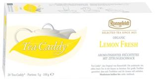 БИО чай Роннефельдт Ronnefeldt Lemon Fresh Лимонная Свежесть