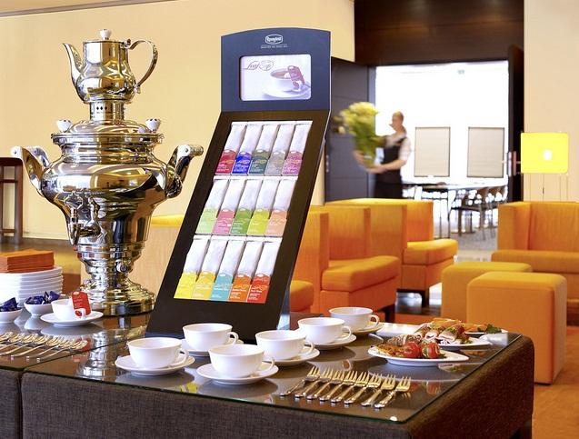чай Роннефельдт для лучших ресторанов