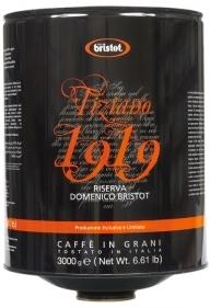 Кофе  Bristot Tiziano Италия с 1919 года