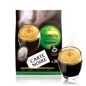 Чалды колумбия кофе Карт Нуар