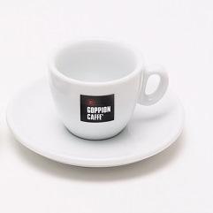 Акция кофе гоппион в подарок кофейная пара для еспрессо