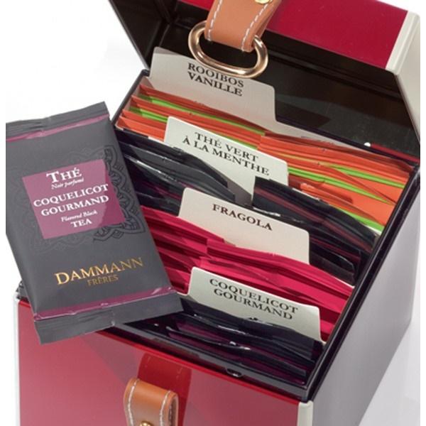 Подарочный чайный набор Dammann Menuet Mенуэт