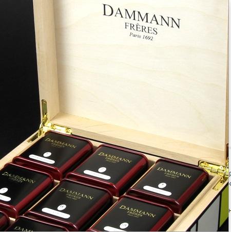 Подарочный набор чая Дамманн Качели Sving