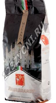 Новый дизайн упаковки Hausbrandt Milano раньше назывался Espresso