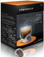 Капсулы для кофемашинки NESPRESSO