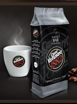 Кофе Вергнано ESPRESSO CLASSICO 600 предназначен для баров