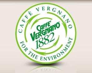 Кофе Вергнано Vergnano с 1882 года экологически чистое