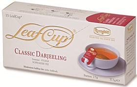 Чёрный чай Дарджилинг с тонким ароматом цитрусовых