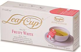 Белый чай Роннефельдт душистый с фруктовым ароматом