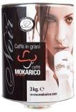 Кофе в подарок 3 кг. банка Mokarico Италия