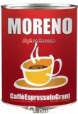 Кофе в подарок банка 3 кг. Moreno