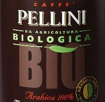 Кофе Пеллини БИО биологика Италия