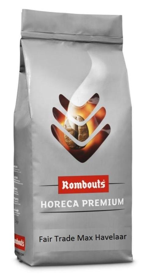 кофе ромбоутс Fair Trade