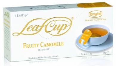 чай Роннефельдт Ромашка фруктовая ромашка