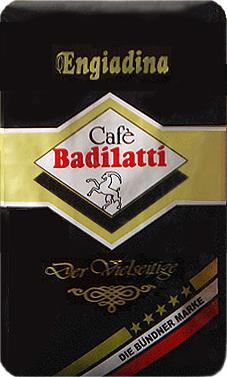 Badilatti Engiadina, в зернах, 500 гр