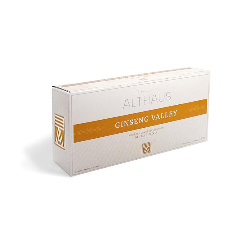 Чай Ginseng Valley<br>Женьшеневая Долина