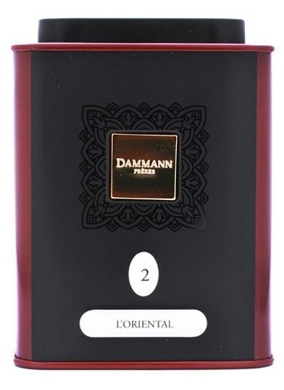 Чай Dammann The L Oriental / Чай Даман Чай Восточный, 100 гр.