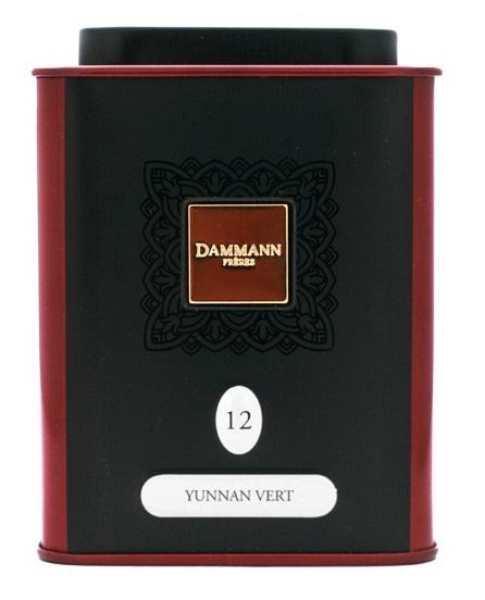 Чай Dammann Yunnan Vert / Чай Даман Зеленый Юннань, 100 гр.