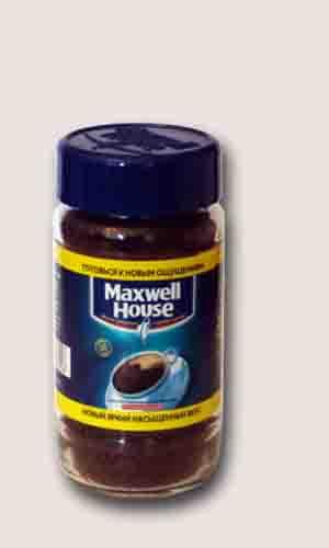 Maxwell House 47,5 гр.