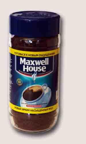 Maxwell House 95 гр.