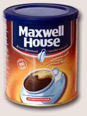Maxwell House ж.б. 95 гр.
