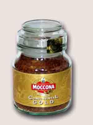 Moccona Continental Gold растворимый 50 гр.