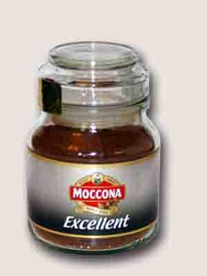 Moccona Excellent гранулированный 50 гр.