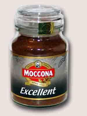 Moccona Excellent гранулированный 100 гр.