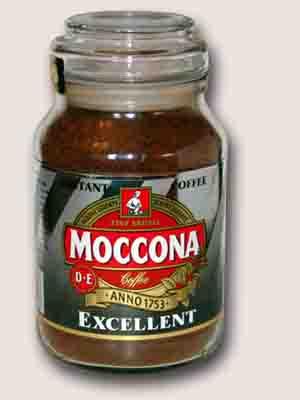 Moccona Excellent гранулированный 200 гр.