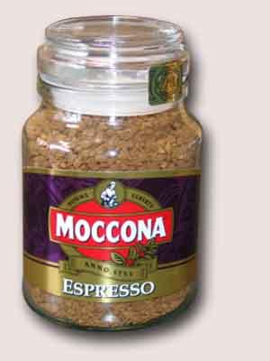 Moccona Espresso 100 гр.