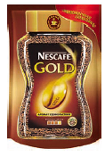 Nescafe Gold м/у 190 гр.