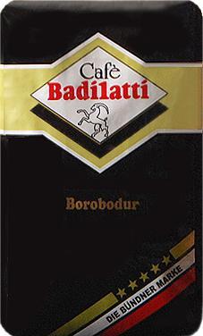 Badilatti Borbodur, в зернах, 500 гр