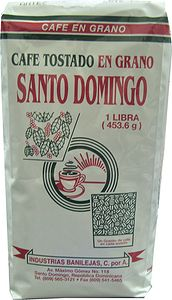 Кофе Santo Domingo в зернах Санто Доминго 453 гр.