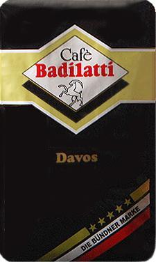 Badilatti Davos, в зернах, 500 гр