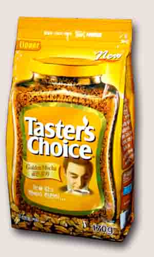Tasters Choice Golden Mocha 170 гр.
