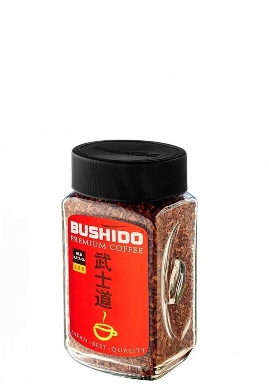 Кофе Bushido Рэд Катана 50 гр.