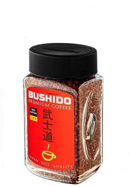 Кофе Bushido Рэд Катана 100 гр.