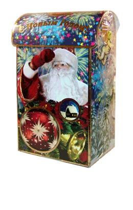 Подарочный набор С новым годом № 2 Музыкальная шкатулка