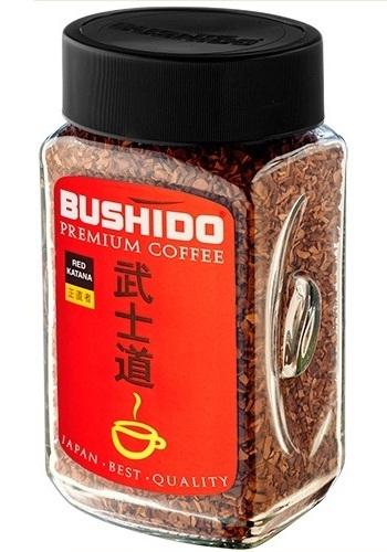 Кофе Bushido Рэд Катана 200 гр.