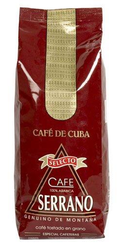 Кубинский кофе Serrano Selecto 500 гр.