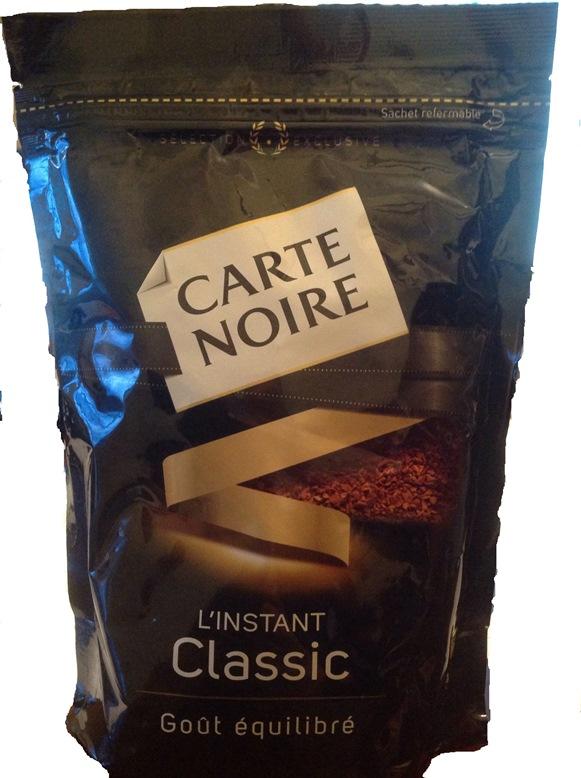 Carte Noire �/�