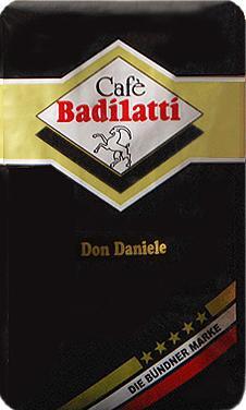 Badilatti Don Daniele, в зернах, 500 гр