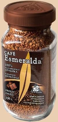 Esmeralda Баварский шоколад 100 гр.