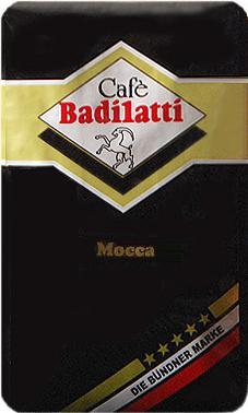 Badilatti Mocca, в зернах, 500 гр