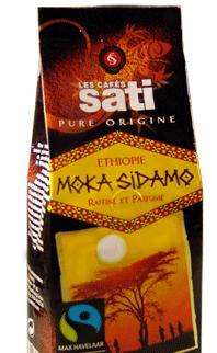 Max Havelaar Эфиопия Moka Sidamo new