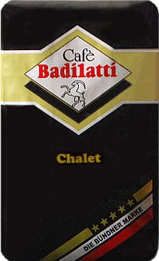 Badilatti Chalet, в зернах, 500 гр