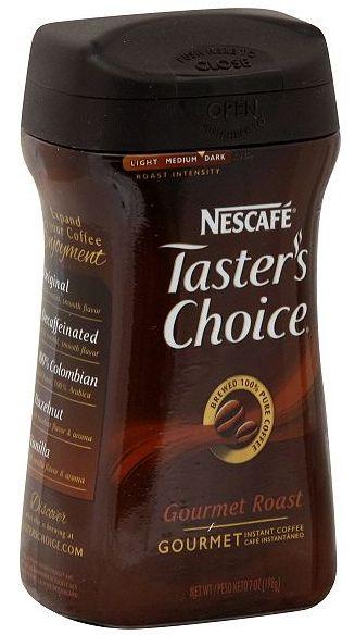 Taster Choice Classic пласт. банка 285 гр.