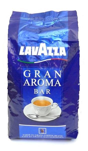 Кофе Lavazza Gran Aroma Bar